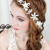 1000 Ideas About Beach Wedding Headpieces On Emasscraft Org