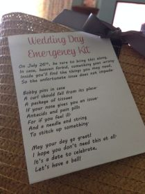 1000 Ideas About Bridal Emergency Kits On Emasscraft Org