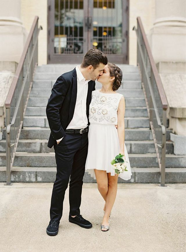 Courthouse Wedding Dress.Courthouse Wedding Dress