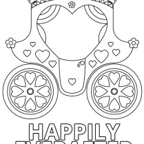 1000 Images About Wedding Coloring Book For The Kids On Emasscraft Org