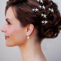 36 Amazing Beach Wedding Headpieces And Hairpieces