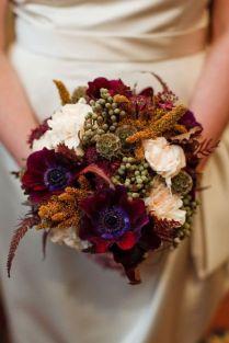 69 Stunning Fall Wedding Bouquets