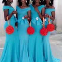 African Style Bridesmaid Dresses