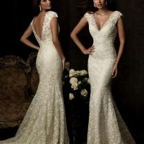 Beige Lace Wedding Dress Naf Dresses