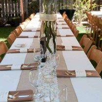Burlap Table Runners For Wedding Table Runners Wedding For The