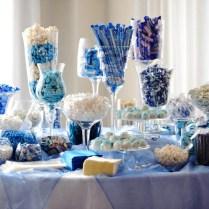 Candy Buffet Decor Wedding