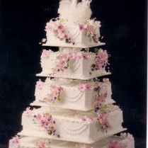 Cool Fake Wedding Cakes Orange County Image Ideas