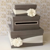 Diy Wedding Gift Box Card Holder