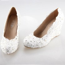 Dress Wedge Shoes Wedding Promotion