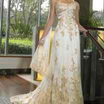 Gold Wedding Dresses For Women – Rings Ideas