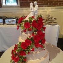 Newest Fake Wedding Cakes