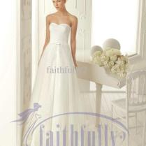 Skinny Wedding Dress