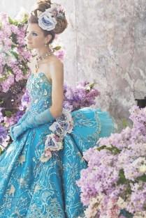 Stella De Libero Color Wedding Dresses