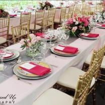 Wedding Charger Plates