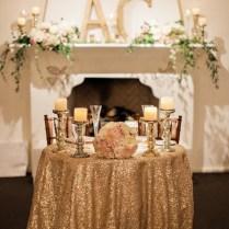 Wedding Inspiration Golden Glow
