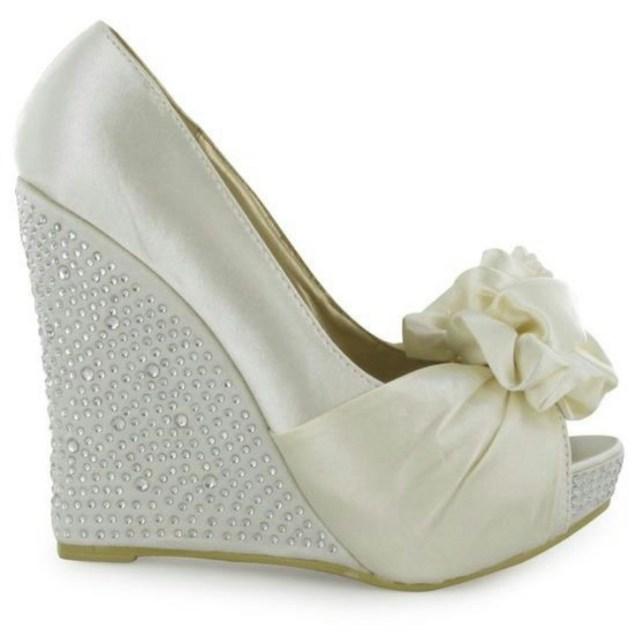 Wedding Wedges, Heels And Wedding On Emasscraft Org