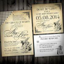 1000 Ideas About Alice In Wonderland Invitations On Emasscraft Org