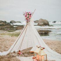 1000 Ideas About Bohemian Beach Wedding On Emasscraft Org