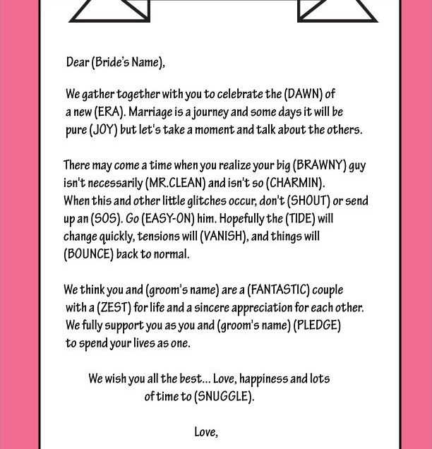 1000 Ideas About Bridal Shower Poems On Emasscraft Org