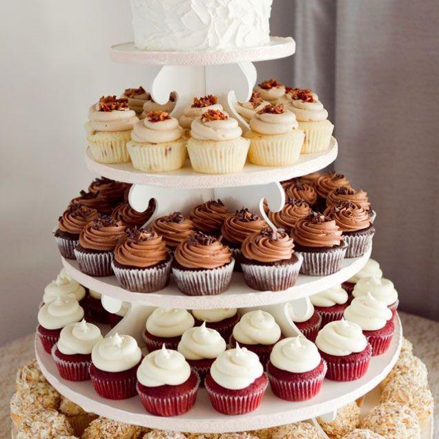 1000 Ideas About Cupcake Wedding Cakes On Emasscraft Org