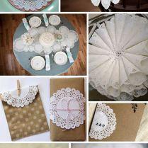 1000 Ideas About Doily Wedding On Emasscraft Org