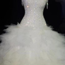 1000 Ideas About Feather Wedding Gowns On Emasscraft Org