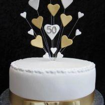 1000 Ideas About Golden Anniversary Cake On Emasscraft Org