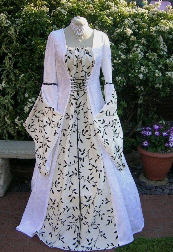 Wiccan Wedding Dress
