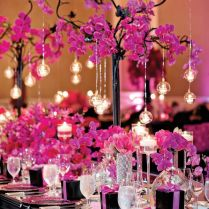 1000 Ideas About Pink Wedding Centerpieces On Emasscraft Org