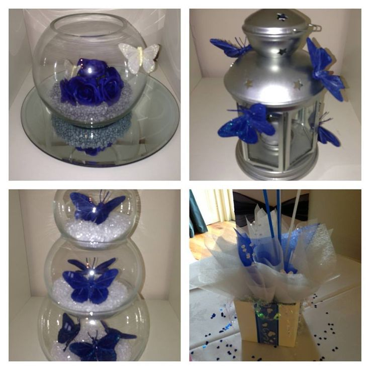 Royal Themed Wedding Ideas: Royal Blue Wedding Theme
