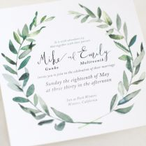 1000 Ideas About Simple Wedding Invitations On Emasscraft Org