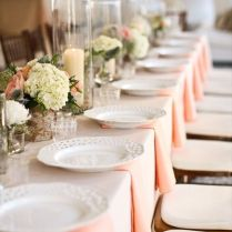 1000 Images About ◈ Peach Wedding