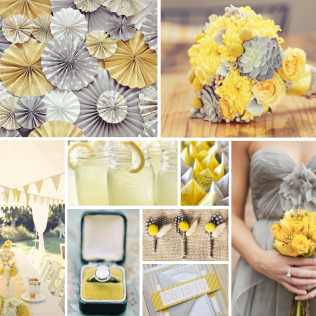 1000 Images About A Gray & Yellow Wedding Theme On Emasscraft Org