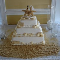 1000 Images About Beach Wedding Cakes On Emasscraft Org