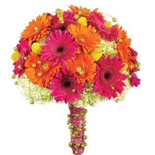 1000 Images About Bridal Bouquet Gerbera Daisy On Emasscraft Org