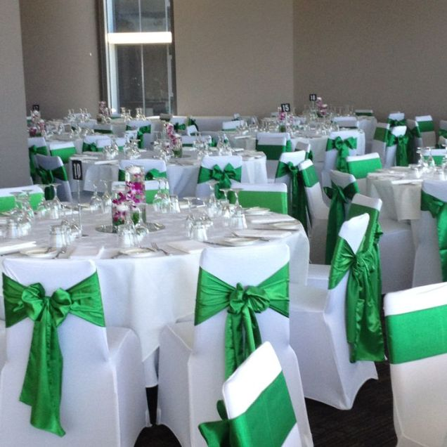 1000 Images About Emerald Green Wedding Reception Setup By