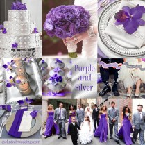 1000 Images About Purple And Silver Wedding Ideas On Emasscraft Org