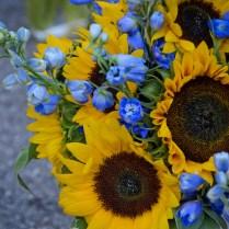 1000 Images About Summer Bqet Blue & Sunflower On Emasscraft Org