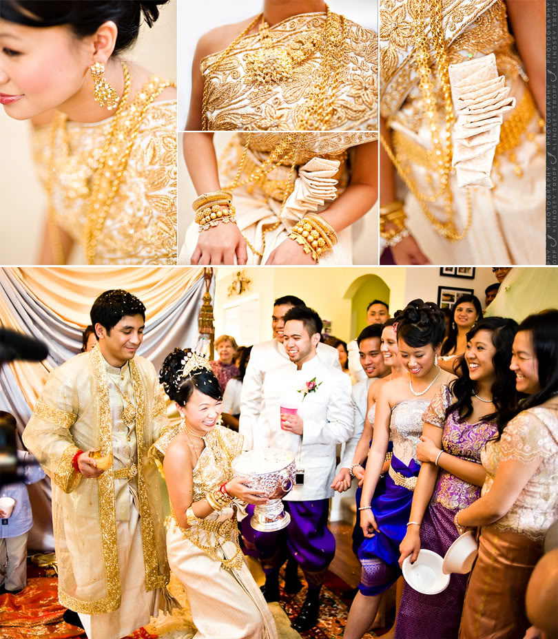 Cambodian Wedding Hairstyles: Cambodian Wedding Clothes