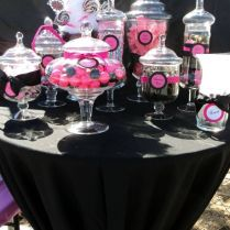 1000 Images About Wedding Colors (pink And Black) On Emasscraft Org