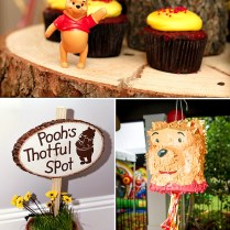 1000 Images About Winnie The Pooh Birthdays And 1st Birthday