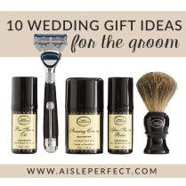 10 Wedding Gift Ideas For The Groom