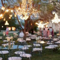 20 Of The Most Beautiful Reception Lighting Ideas Chic Vintage