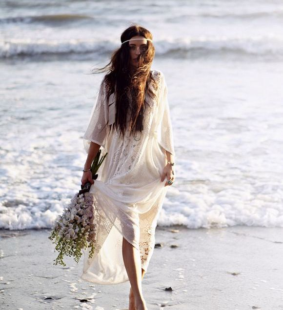 40 Relaxed Boho Chic Beach Wedding Ideas
