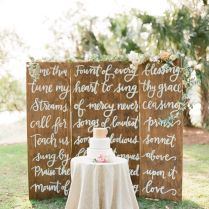 5 Stunning Backdrops To Have At Your Wedding