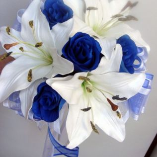 6 Tips About Blue Flowers Amusing Wedding Flowers Blue