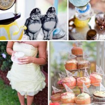 A Mad Hatter Tea Party Bridal Shower