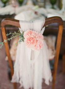 A Romantic, Tulle And Chairs On Emasscraft Org