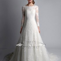Affordable Customised Lace & Vintage Wedding Dresses @ Tulle&chantilly