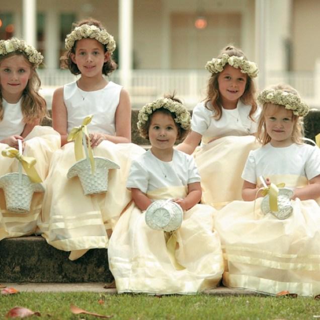 Aisle Style Flower Girl Fashion